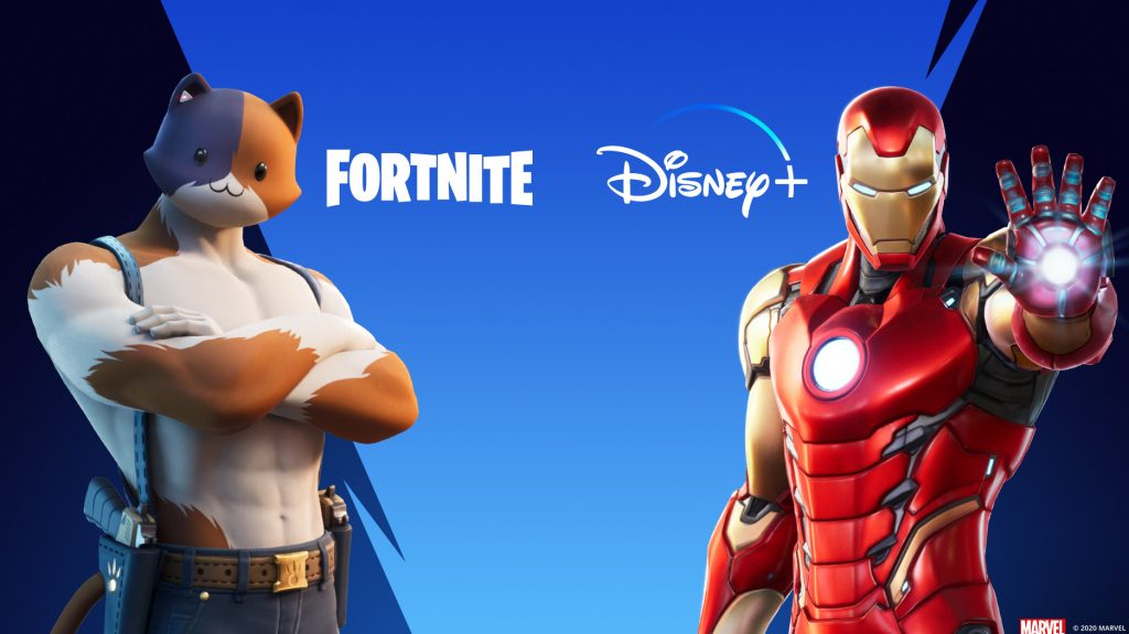 Fortnite players can purchase Disney Plus subscription within the game
