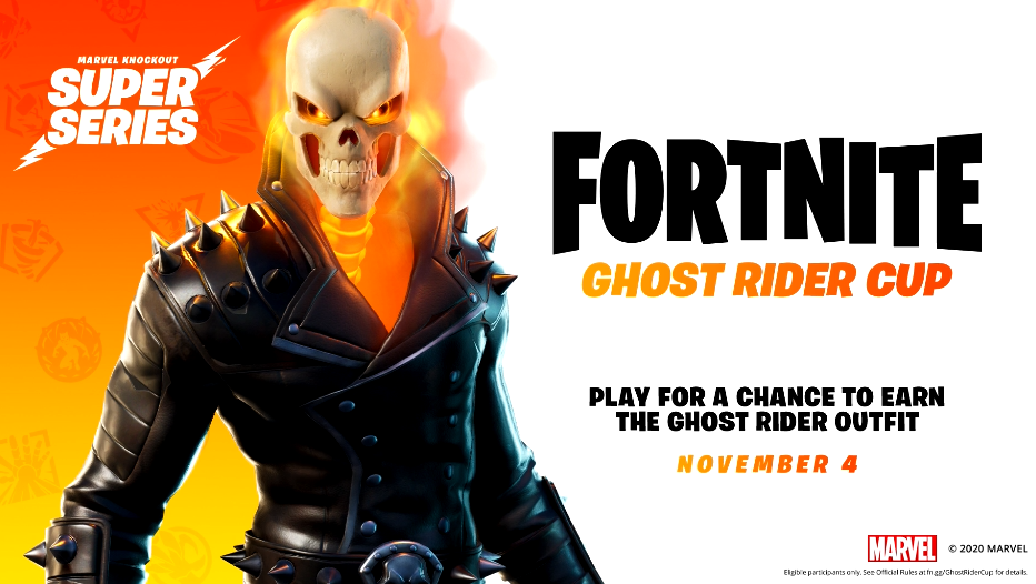 'Fortnite' Season 4: How to Unlock 'Ghost Rider' Skins