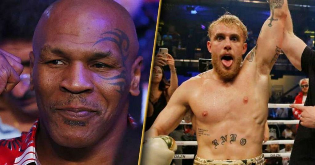 How to watch boxing matches Mike Tyson and Jake Paul
