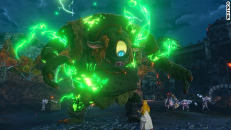 Hyrule Warriors: The Age of Catastrophe