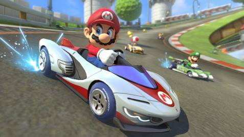 You can now play Mario Kart against your teammates on iPhone and Android