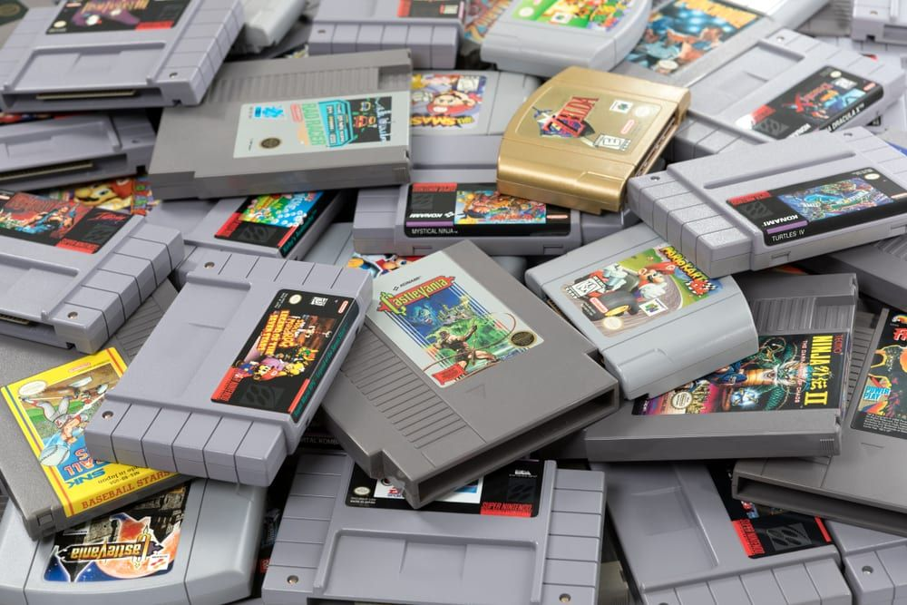 Old video games may now be worth thousands - here's how much you can get