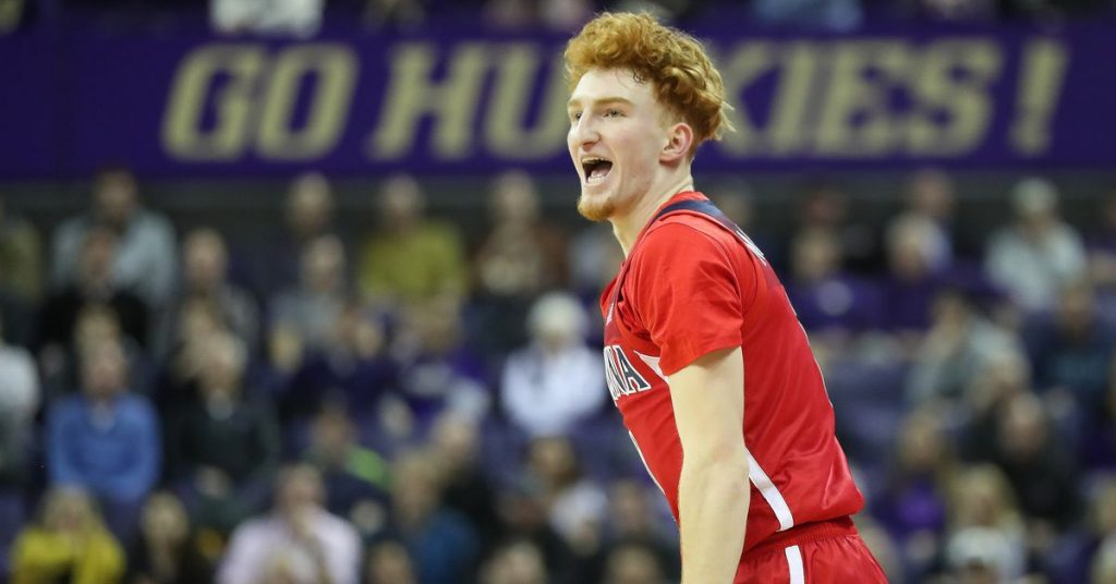 'Perfect Position': Nico Manion is happy to land with the Warriors after slipping in the 2020 NBA Draft