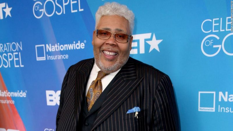 Rance Allen, legend of gospel music, passed away at the age of 71