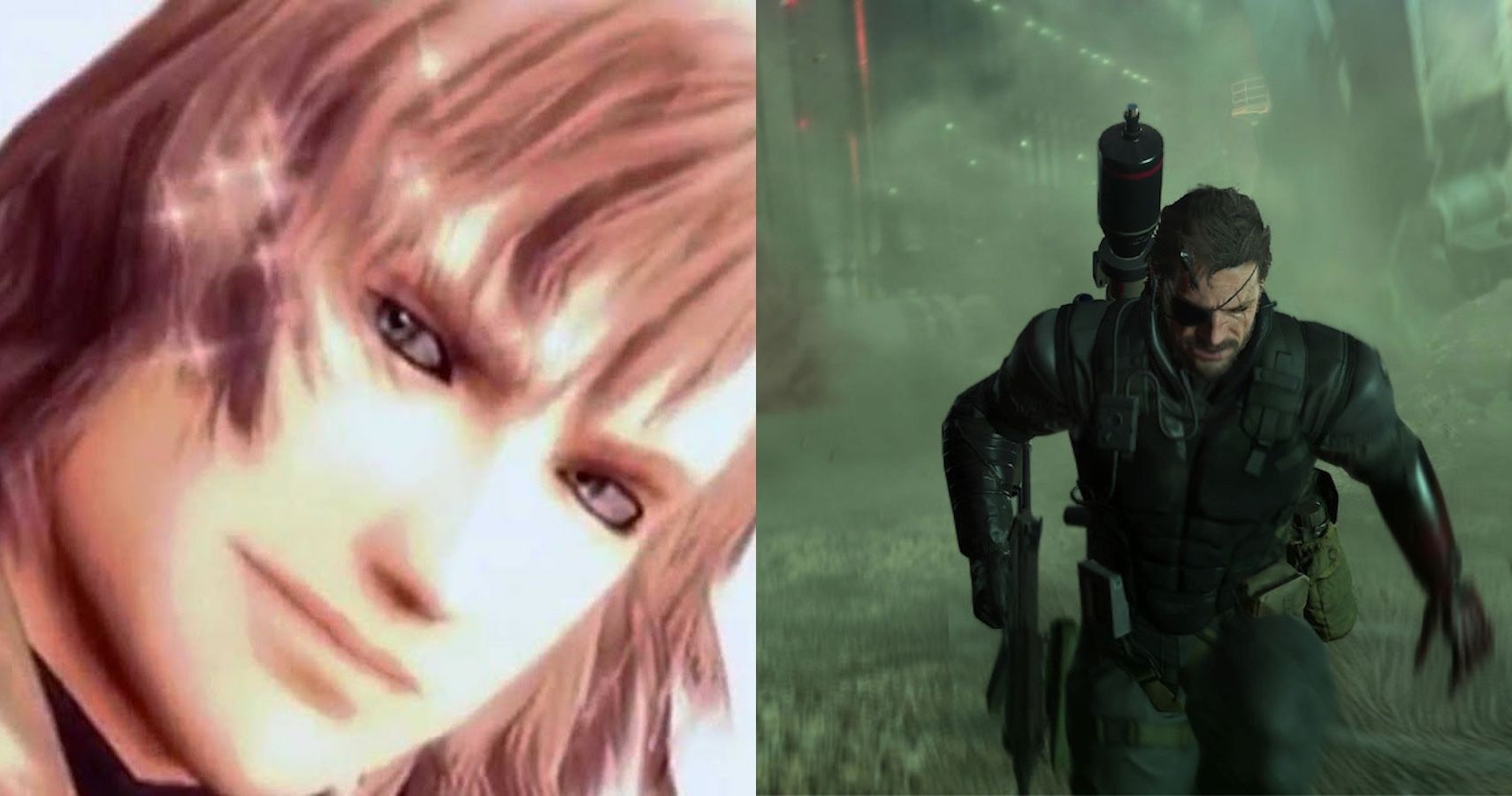 Ranking of the 10 best video game trailers Hideo Kojima