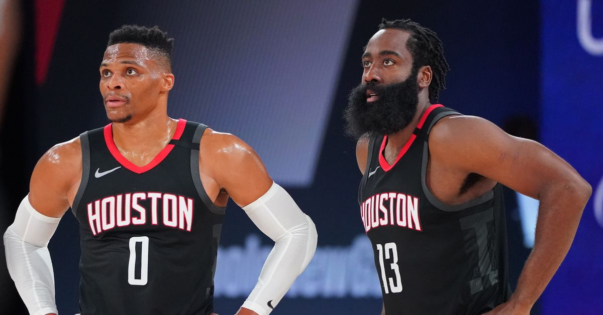 Rumors of rockets: James Harden, Russell Westbrook are unsure of the future in Houston, says the report