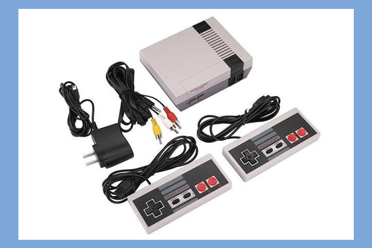 Save 60% on this old console that comes with the classic games