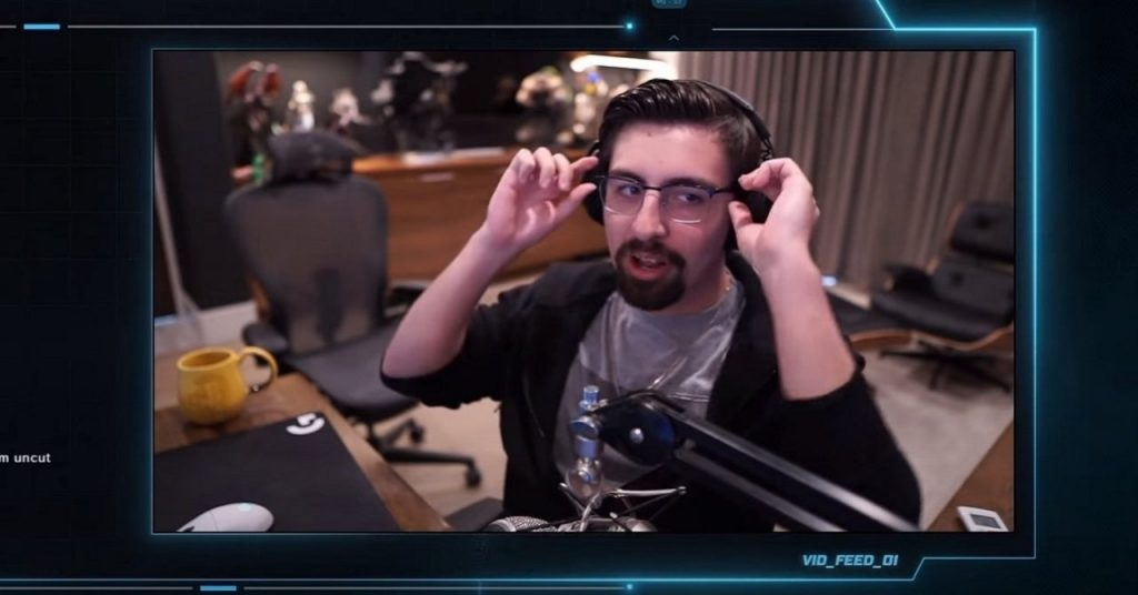 Shroud talks about the infamous Twitch Streamers ban
