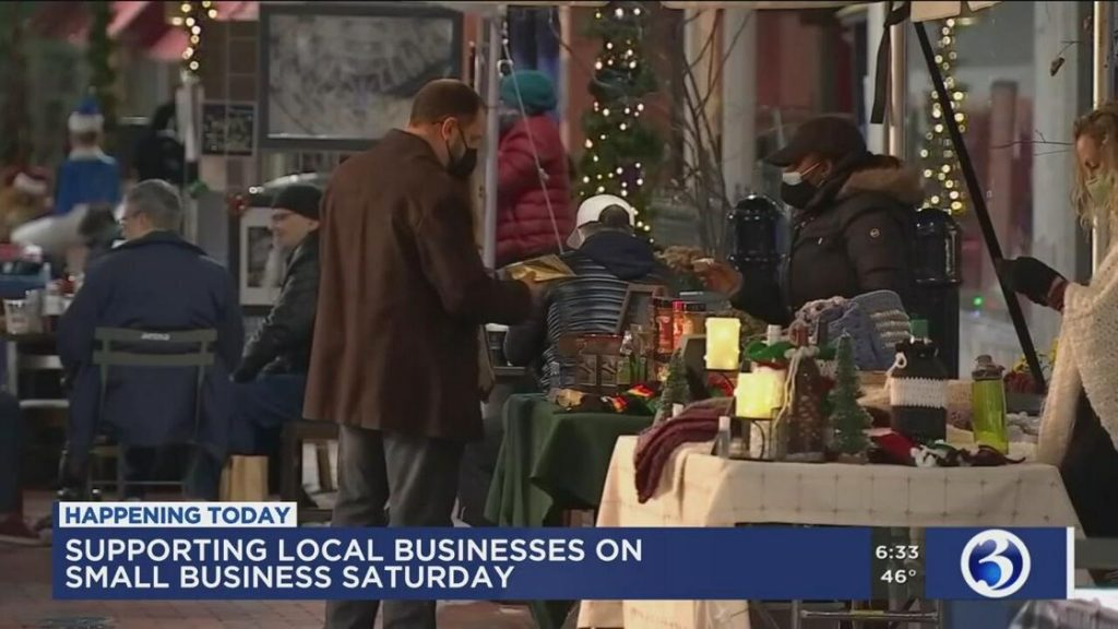 Small Businesses Looking to Boost Sales on Saturday Small Business |  News