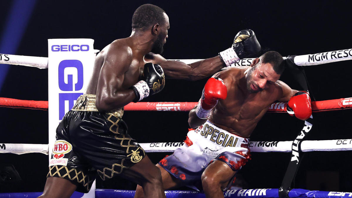 Terence Crawford vs Kill Brook results: 'Bud' closes the show with a knockout in the fourth round