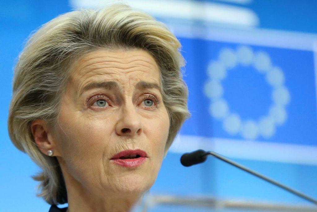 The European Union Is Urging Von Der Leyen To Gradually