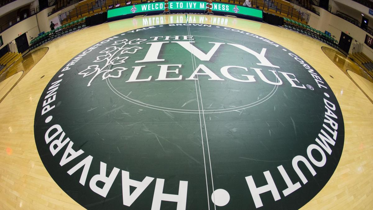The Ivy League canceled its 2020-21 basketball season as part of its ban on winter sports due to COVID-19