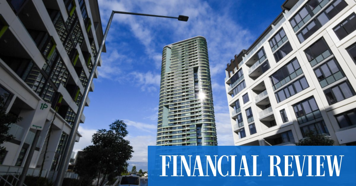 The Opal Tower building icon claims victory at $ 42 million in costs