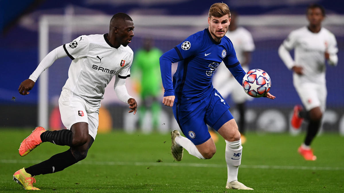 The result of the Chelsea and Rennes match: Timo Werner makes the French team pay the penalty kick after the arbitration controversy