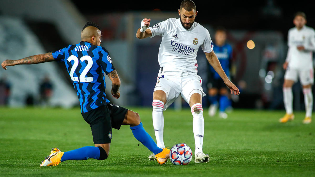 UEFA Champions League results: Plea, Jota net hat-trick;  Sergio Ramos scores the 100th goal for Real Madrid