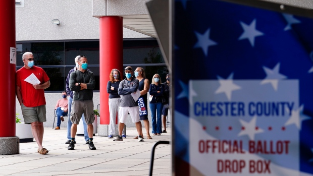 US Election: Pennsylvania is emerging on battleground as a hub for election day disinformation