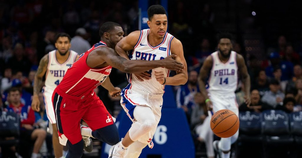 Update: The Pistons get Zhaire Smith with plans to concede him, and send Tony Bradley to the Sixers