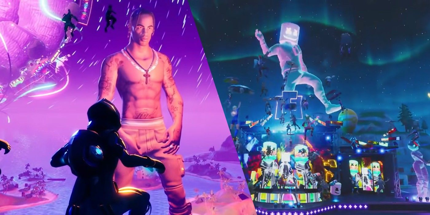 Video games may be the future of live music