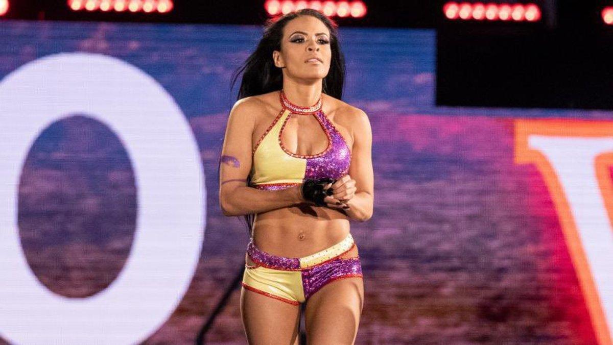 WWE Releases Zelina Vega - Sports Illustrated