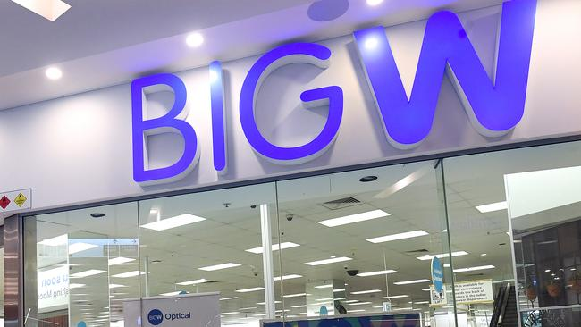 """What the word """"W"""" stands for in Big W"""