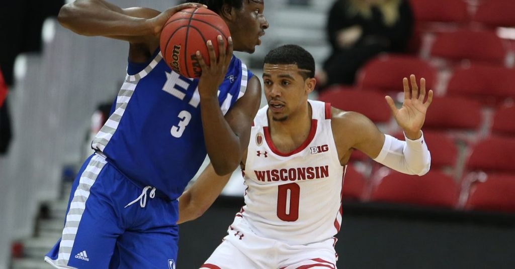 Wisconsin Badgers Basketball: Eastern Illinois Game Summary
