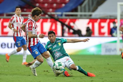 Everything will be decided at Lyon Stadium next Saturday, where the local player will have a double advantage for the far goal and his position in the table (Photo: Twitter / Chivas)