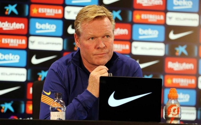 Ronald Koeman was not the right choice for Barcelona