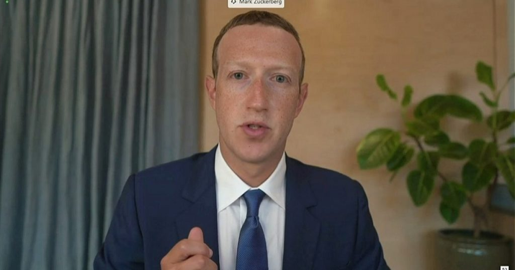 """""""The director passes"""": Zuckerberg, executives lay out a Facebook roadmap at the year-end meeting  Capital"""