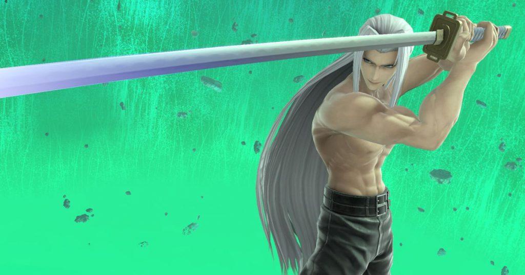 Watch method: Super Smash Bros. Director  Ultimate reveals Sephiroth release date Thursday