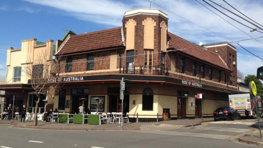 The Rose of Australia in Erskineville has been identified as a possible COVID-19 transmission site