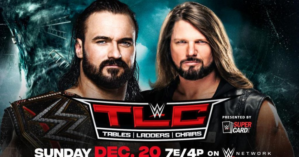 WWE TLC 2020: How to Watch, Start Times, Full Card and WWE Network