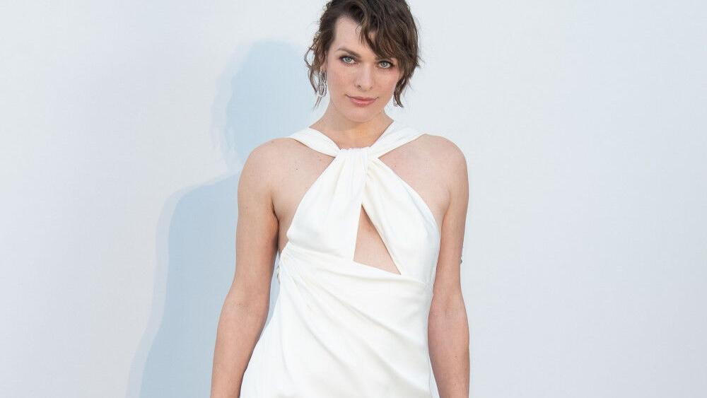 Milla Jovovich wasn't sure about making another video game-inspired movie |  People