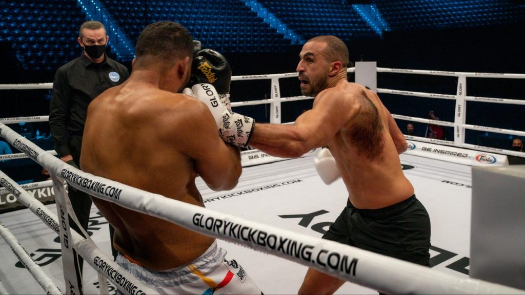 The fight surpasses Hari with an expectation to pay 100,000 per view from GLORY |  right Now