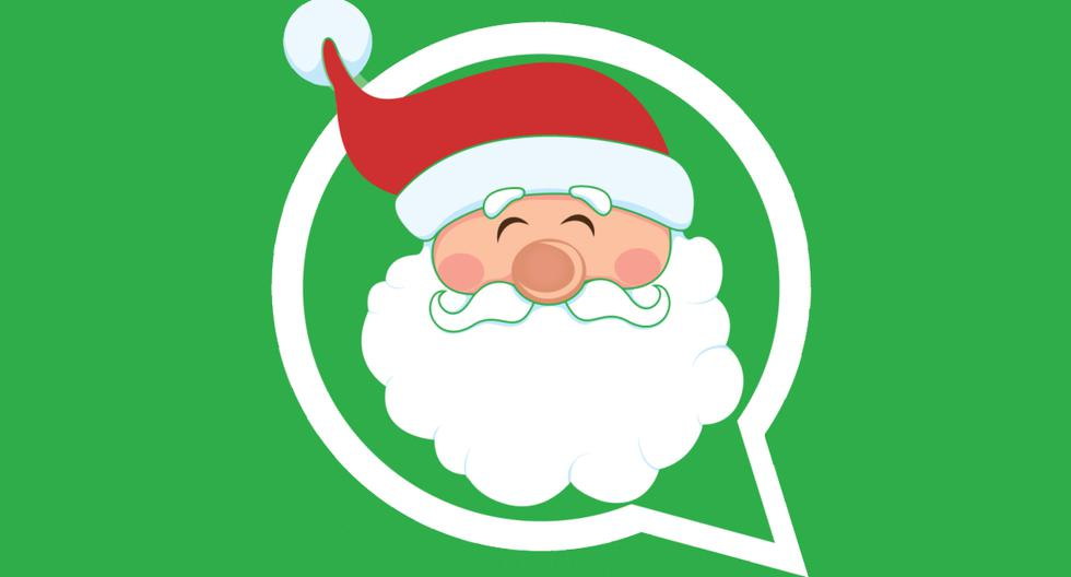 WhatsApp |  How to change the Santa Claus logo or symbol |  Icon |  Applications |  Applications |  Smartphone |  Cell Phones |  Tutorial |  The trick  United States |  Spain |  Mexico |  NNDA |  NNNI |  data