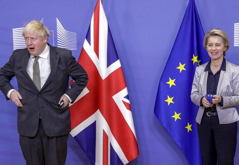 A Brexit agreement has been reached regarding future relations between the European Union and Britain