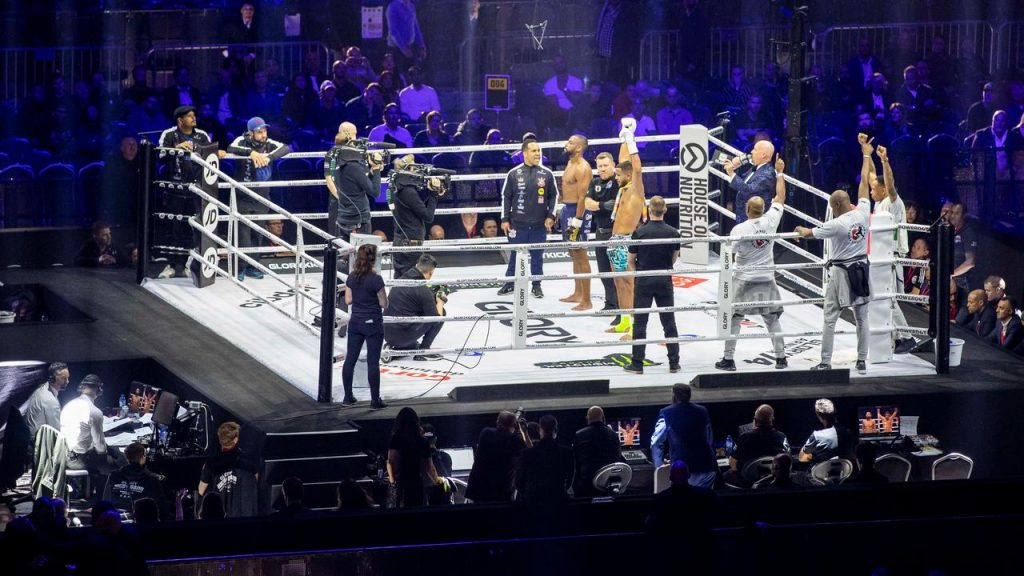 GLORY and Hari Expect Pay-Per-View Streaming Success |  right Now