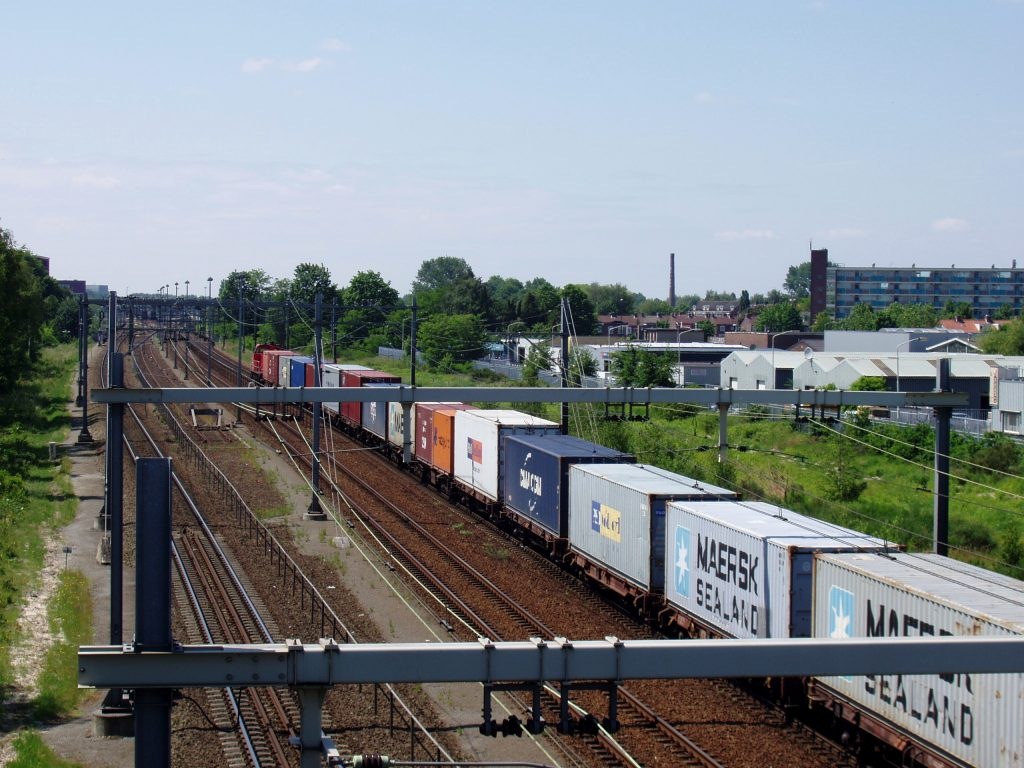 Caroline Koetter has been appointed Railways Shipping Information Manager for the Netherlands