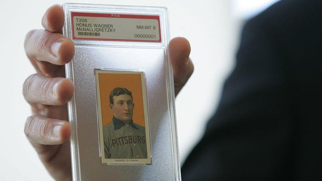 A rare American baseball photo sold for $ 3.7 million