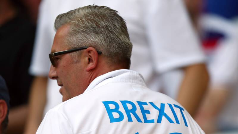 And Brexit has dire consequences for the world of sport, especially football