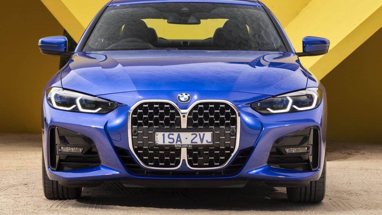 BMW 4 Series Coupe review: appearances are not everything