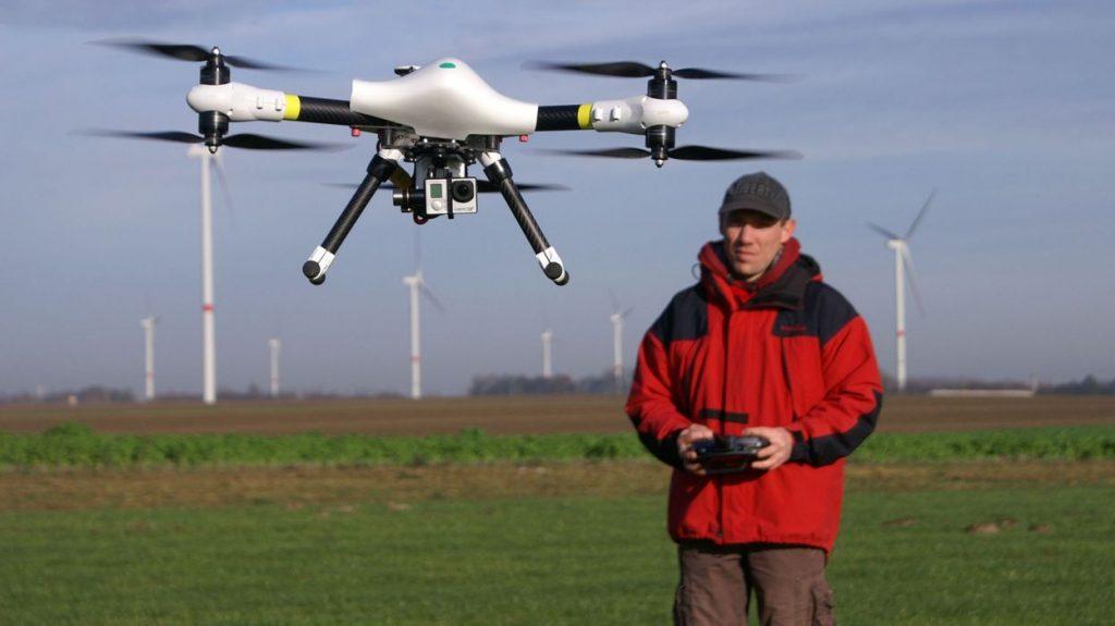 Belgian sky is free of drones