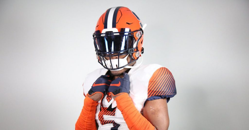 Early Signing Period: 2021 LB Malik Matthew signs with Syracuse Football
