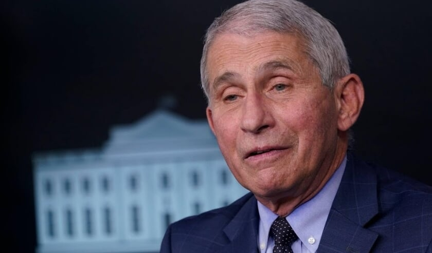 Fauci praises Trump's vaccination policy and Biden's plans