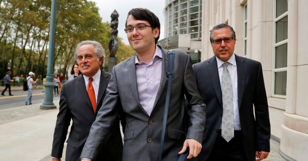 Former Bloomberg reporter, Kristi Smith, who covered Martin Shkreli reveals his relationship with him