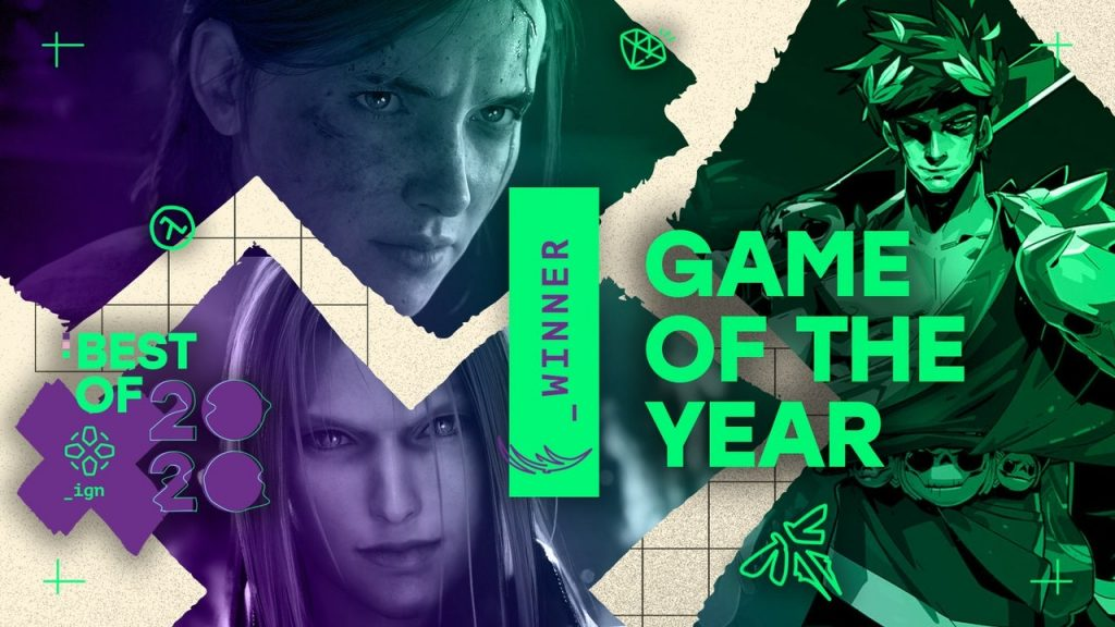 Game of the Year Awards 2020 - All Winners