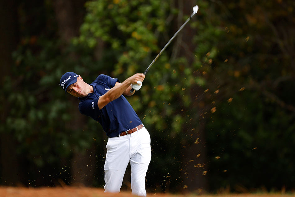 Golf: Thomas takes center stage in the season's final PGA event