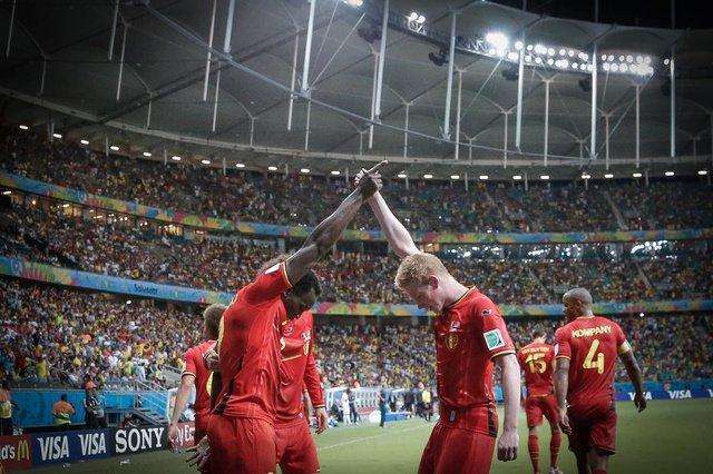 Goosebumps match # 5: Belgium - USA 2-1 - international football