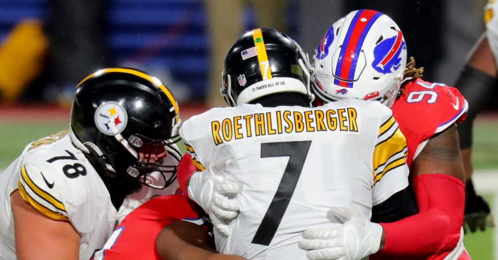 It's not new, though, as the Steelers fell to Beals on Sunday Night Football