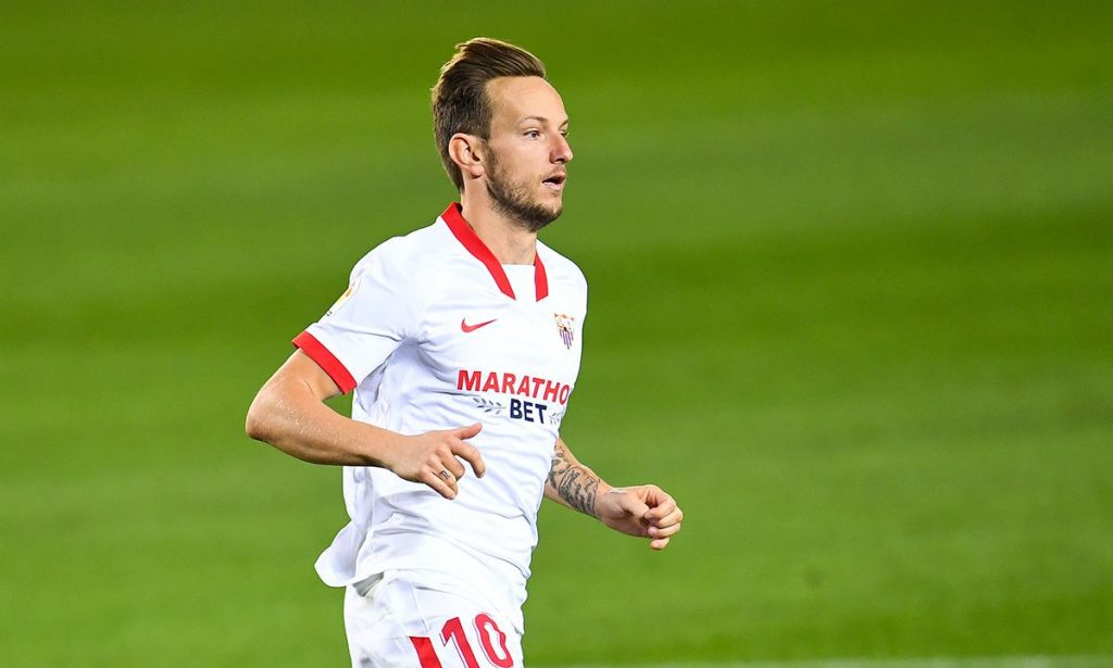 "Ivan Rakitic before the Sevilla-Real Madrid match: ""We have to go for them"""