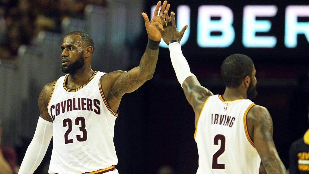LeBron James: Kyrie Irving's comments 'hurt me a little bit'